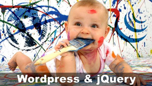 Подключение плагинов jQuery к WordPress